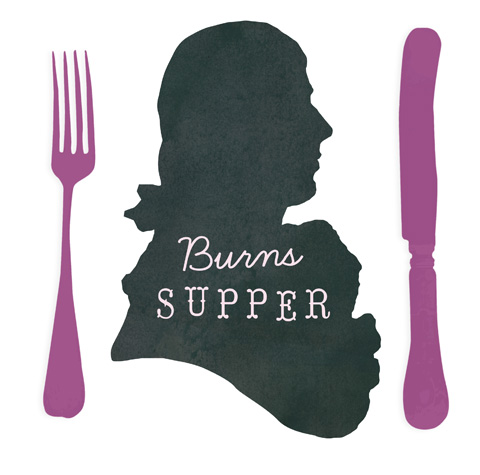 Celebrate 39 burns night 39 kit 5 printable pdf templates for Burns supper menu template